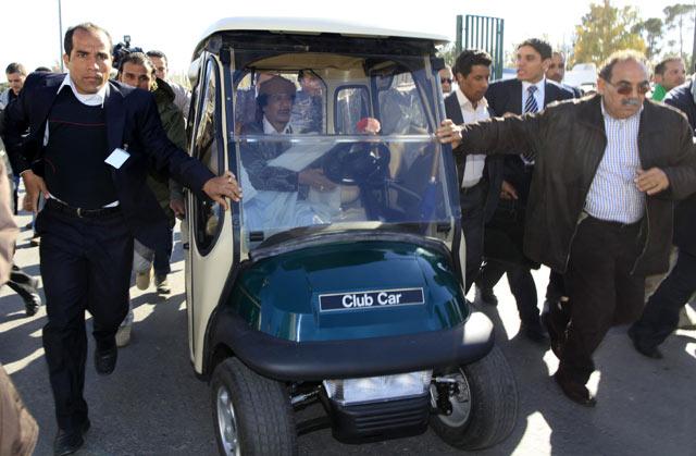 Khadafi Peringatkan AS Cs