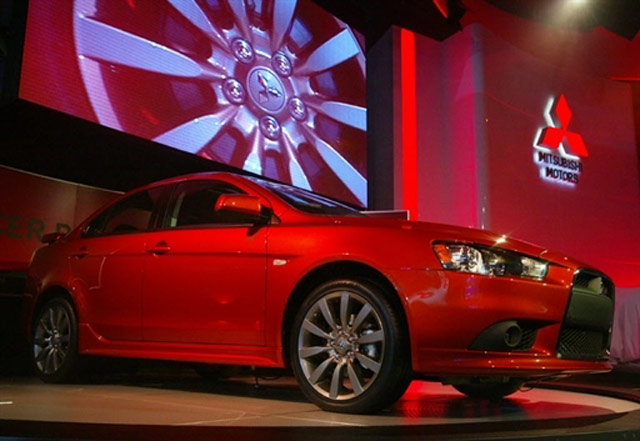 End of The Road Lancer Evo