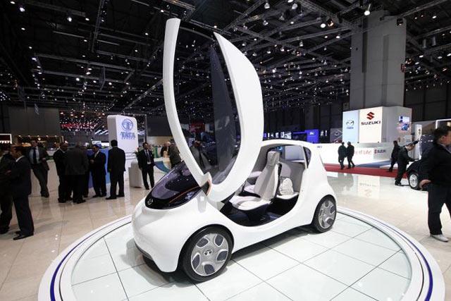 City Car Keren India