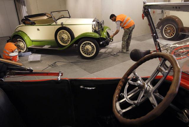 Museum Mobil Tua Athena