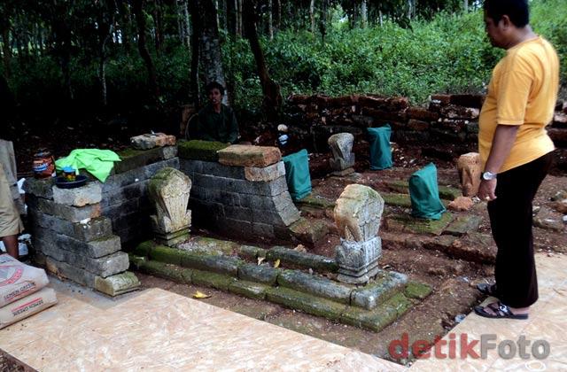 Makam Penyebar Agama Islam Ditemukan