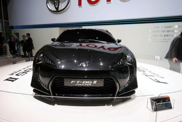 Mobil Sport Toyota Segera Lahir