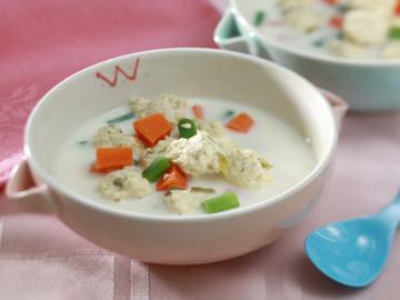 Resep Sup: Sup Gurih Bakso Ayam