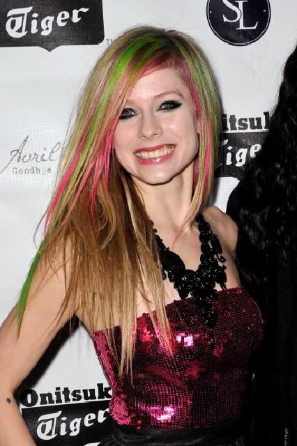 Si Rock Chic Avril Lavigne
