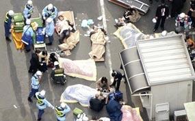 310 Tewas, 350 Hilang dan 544 Luka Akibat Tsunami Jepang