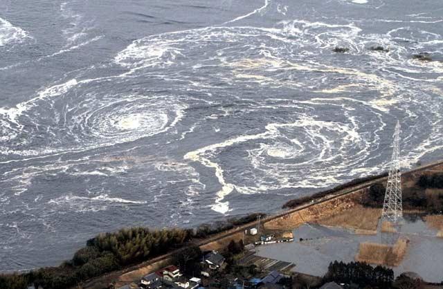 Gempa yang mengguncang Jepang merupakan gempa terbesar dalam kurun waktu 140 tahun terakhir Gempa Tsunami Jepang