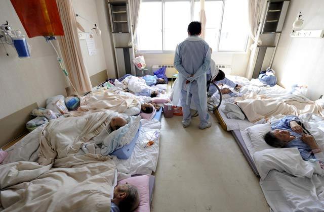 Wajah Jepang Pasca Gempa