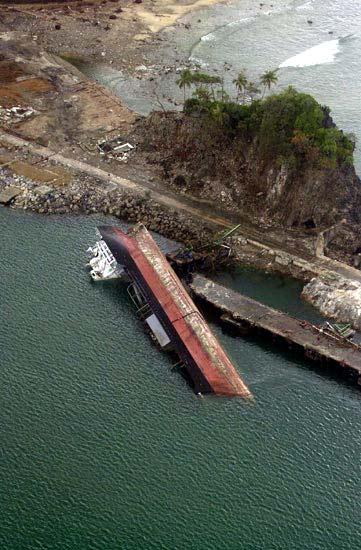 Membandingkan Tsunami Aceh & Jepang