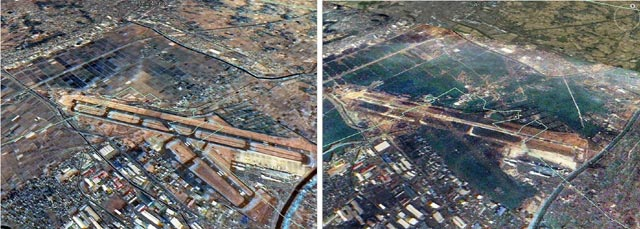 Jepang Sebelum dan Sesudah Tsunami