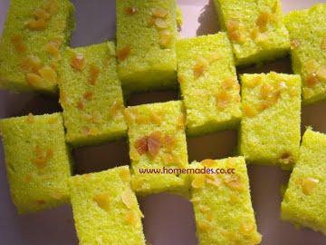 Cake Singkong