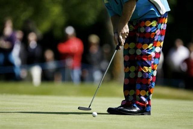 Fashion dalam Lapangan Golf