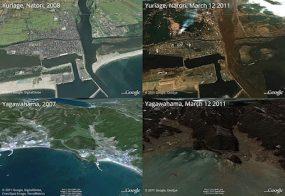 foto-satelit-tsunami-jepang-2011-google