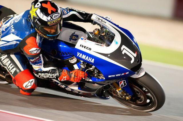 Atraksi MotoGP Dimulai di Qatar