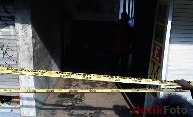 Paket Diduga Bom Ditemukan di Cilandak