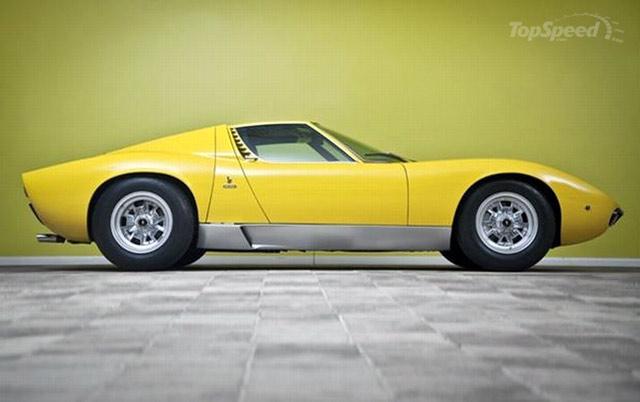Lamborghini Tua Berharga Rp 15 Miliar