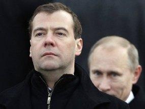 Presiden Rusia Kecam Putin Atas Statemen 'Perang Salib' di Libya