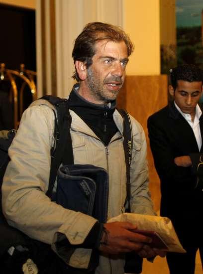Libya Bebaskan 3 Wartawan Asing