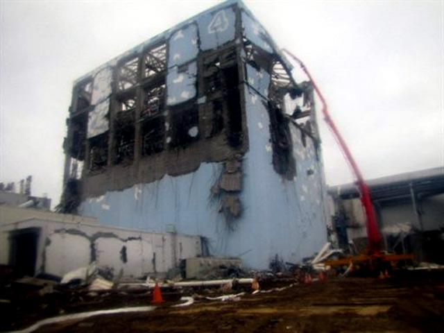 Pekerja Masih Bertahan di PLTN Fukushima