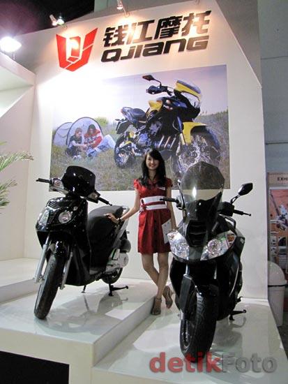 Motor China Siap Eksis Kembali