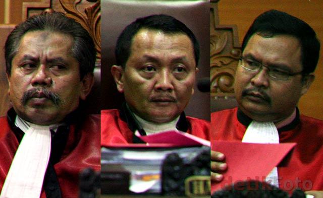 Susno Duadji Divonis 3,5 Tahun Penjara