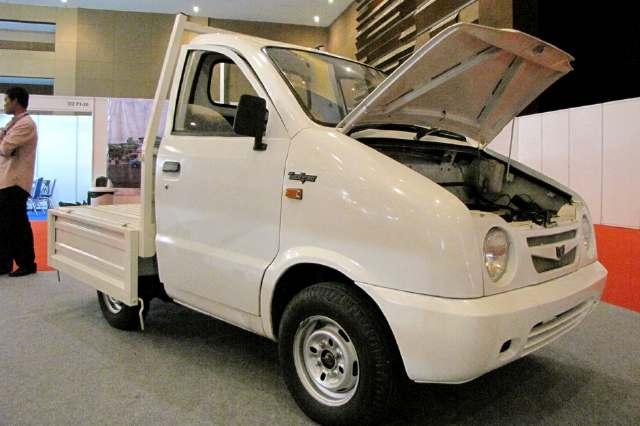 Mobil Nasional Ikon Pedesaan