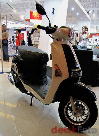 Motor Malaysia Lirik Pasar Indonesia