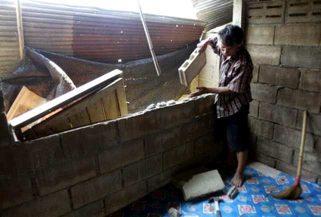 Gempa 6,8 SR Guncang Myanmar