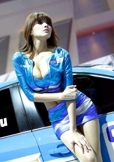 Seksinya Gadis Bangkok