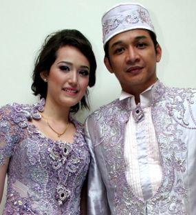 Pengajian Digelar Jelang Pernikahan Kedua Pasha 'Ungu'