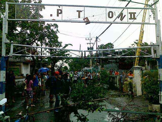 Puting Beliung Amuk Surabaya