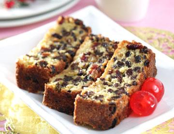 Resep Cake: White Fruit Cake