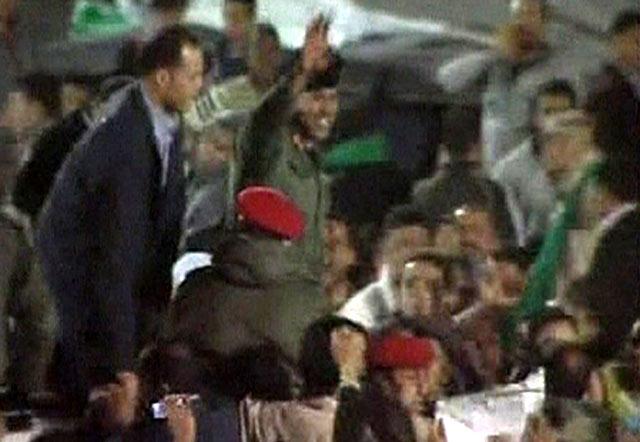 Khamis Kadhafi Masih Hidup