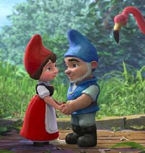 'Gnomeo and Juliet': Kisah Cinta Abadi dalam Versi Boneka Keramik