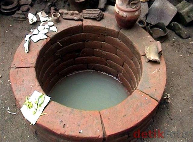 Patung Mirip Dewa Siwa Ditemukan di Mojokerto