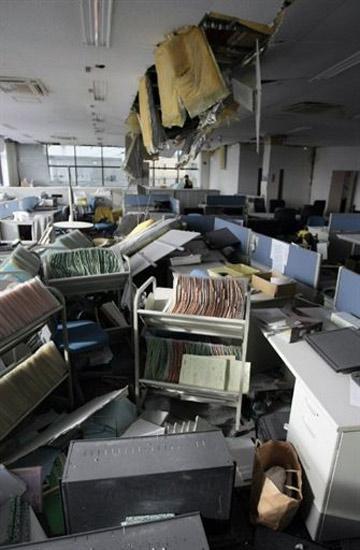 Jepang Kembali Diguncang Gempa