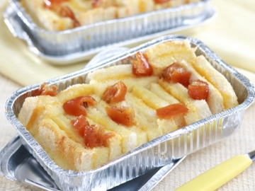 Resep Kue: Srikaya Bread Pudding