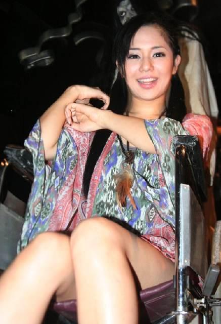Senyuman Sola Aoi