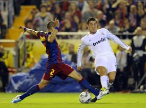 VIDEO REAL MADRID VS BARCELONA 1-0 (YOUTUBE) Gol Ronaldo CR7 Juara Copa del Rey 2011 Piala Raja Spanyol