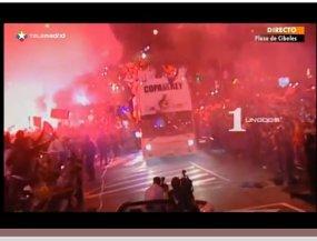 Ups, Ramos Jatuhkan Trofi Copa del Rey