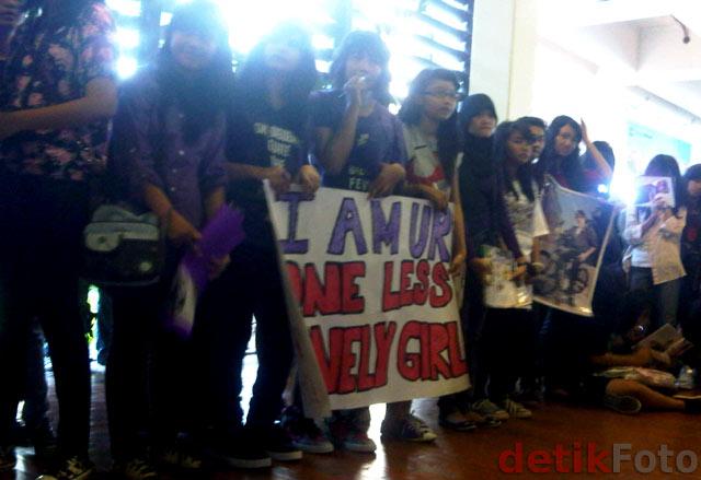 Justin Bieber Tiba di Jakarta