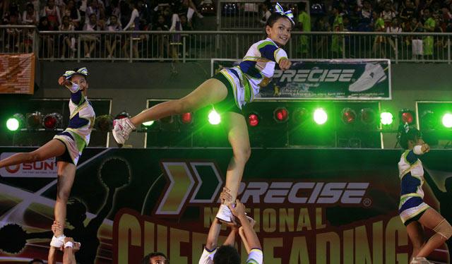 Cheerleading Championship 2011