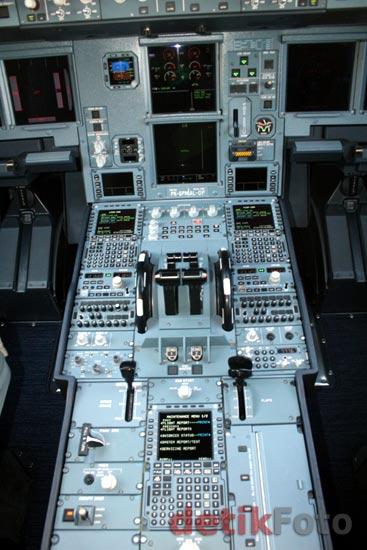 Airbus 330-200 Teranyar Garuda
