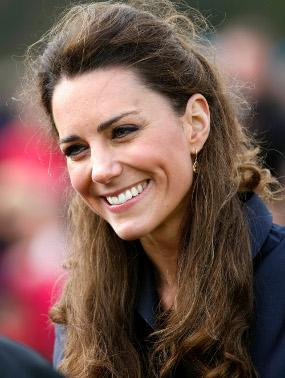 Kate Middleton Kunjungi Makam Putri Diana