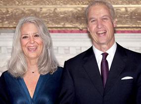 Ini Dia Wajah Pangeran William & Kate di Hari Tua