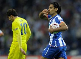 VIDEO FC PORTO VS VILLAREAL 5-1 (YOUTUBE) Hasil Liga Europa 2011 Falcao Quat-trick Leg I Semifinal Liga Europa