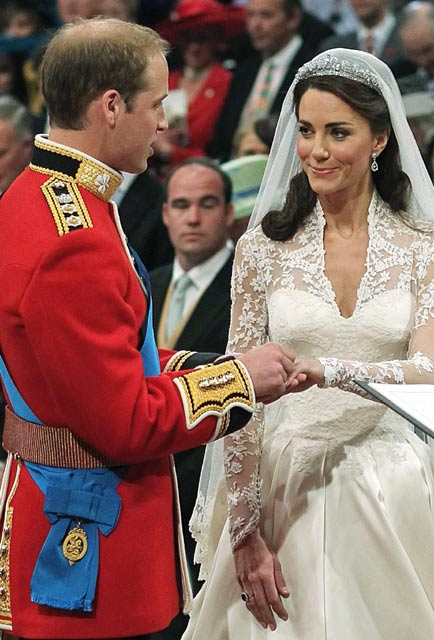 aaaaaa4 Foto Pernikahan Pangeran Williams Dan Kate Middleton