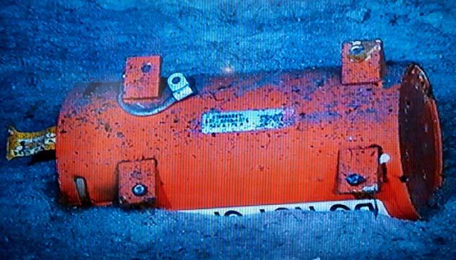 Kotak Hitam Air France Ditemukan