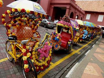 Melaka, Kota Pusaka Dunia di Malaysia
