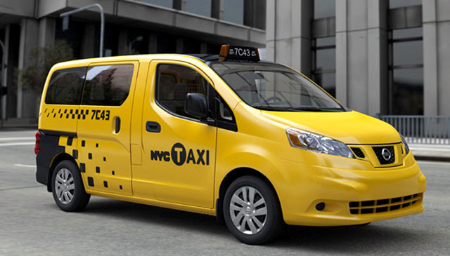 Taksi Baru New York