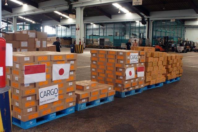 RI Kembali Kirim Bantuan untuk Jepang